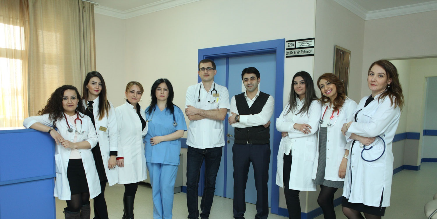 Baku Medical Plaza Pediatriya