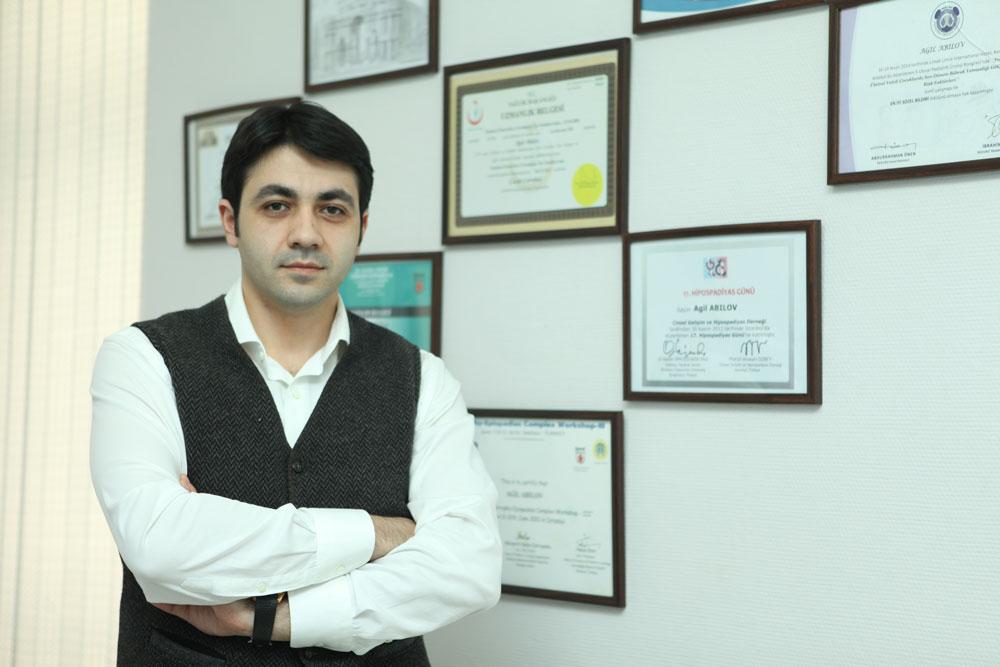Dr. Aqil Abilov