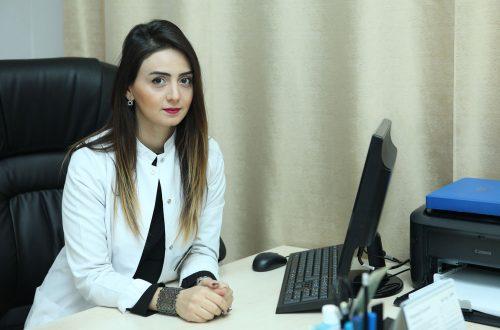 Dr. Rüxsarə Qurbanova