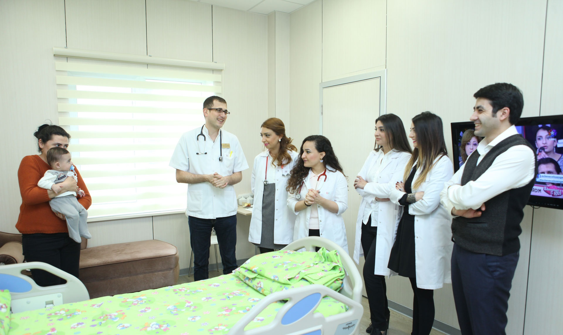 Baku Medical Plaza Pediatriya