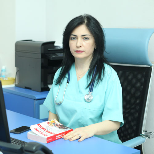 Dr. Kəmalə Burziyeva
